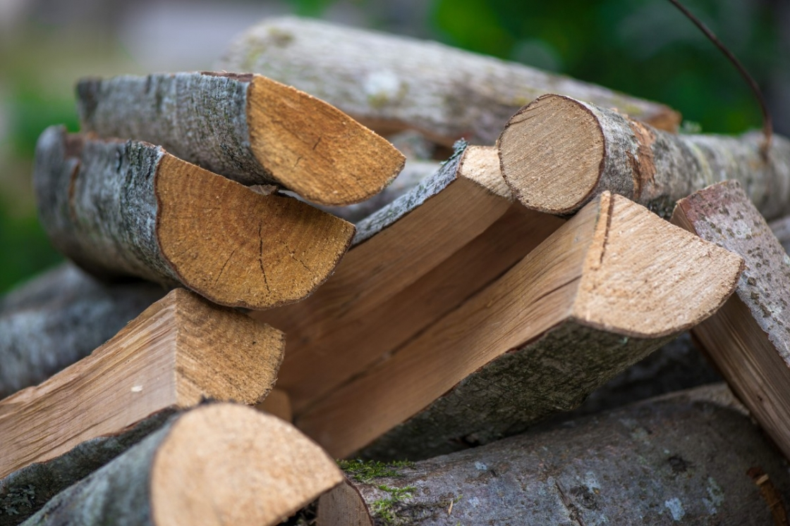 Put your trust in firewood from Jadimex
