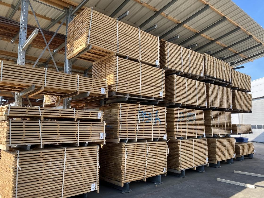 Eik is een houtsoort die voor ongelooflijk veel toepassingen geschikt is.